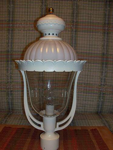Vintage nos exterior lights for your ranch cape colonial or retro exterior lighting for a ranch house aloadofball Choice Image
