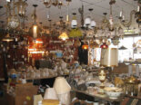 Wendy discovers a time capsule lighting store and buys 37 vintage lights