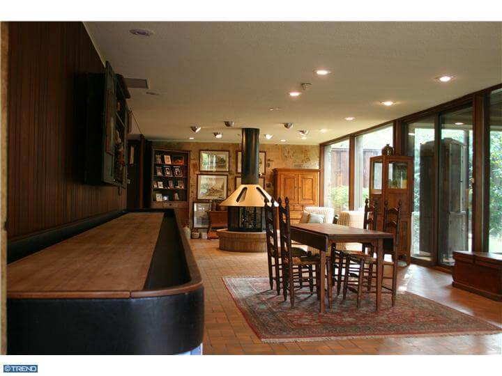 adrian pearsall house family room