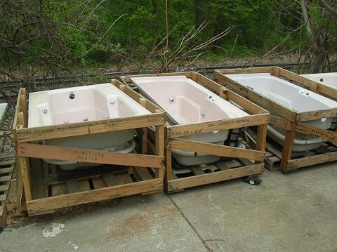 NOS bath tubs