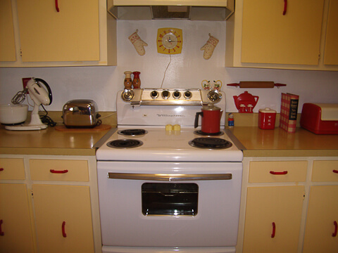 Jana S Cheerful Yellow Red And White Kitchen A 1 268