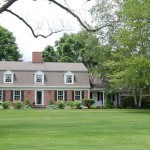 dutch colonial house