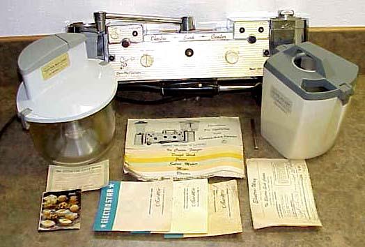 1963 electro sink center