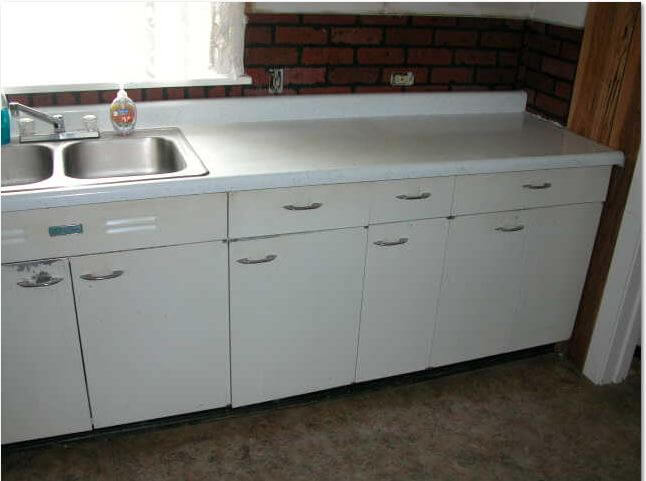 painting metal kitchen cabinets our 74th brand of vintage metal cabinets olympia aluminum 4052