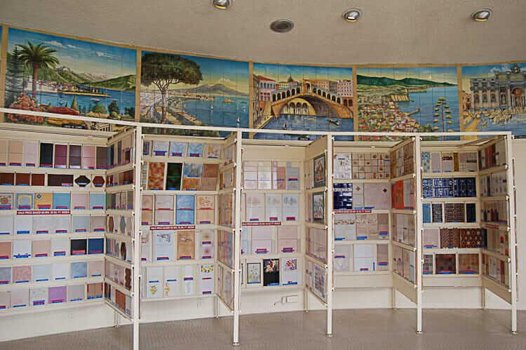 world of tile vintage NOS tile