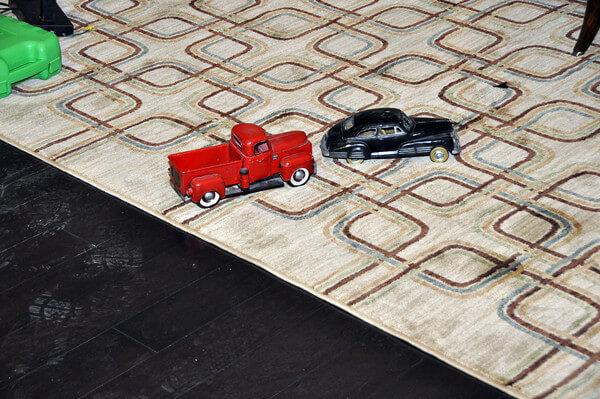 HGTV Home Shaw Flooring Mod Links area rug