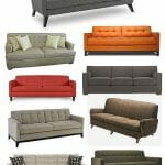 mid century modern style sofas researched by retro renovation and readers