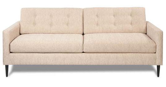 mid century style sofa under $2000