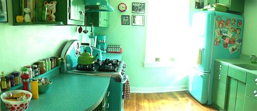 Delicieux Jadeite Kitchen