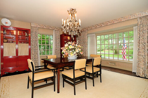 william pahlmann dining room design