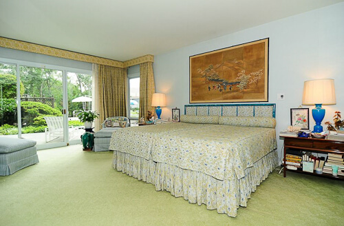 william pahlmann bedroom design