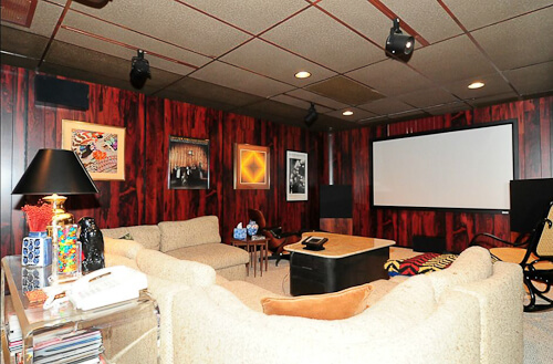 william pahlmann media room