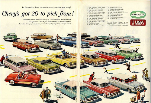 1957 Chevy Ad Part 76