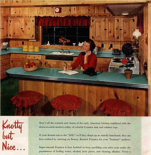 1950s house interior. 2  1950s Interior Design And Decorating Style 7 Major Trends Retro