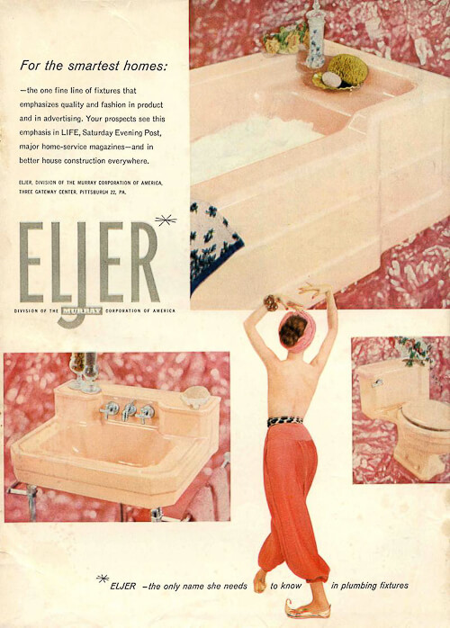 1950s interior design and decorating style 7 major trends