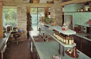 1962 kitchen wacky but interesting