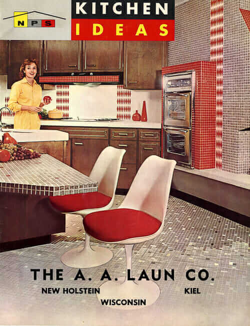 Decorating a 1960s kitchen 21 photos with even more for Kitchen design 70s