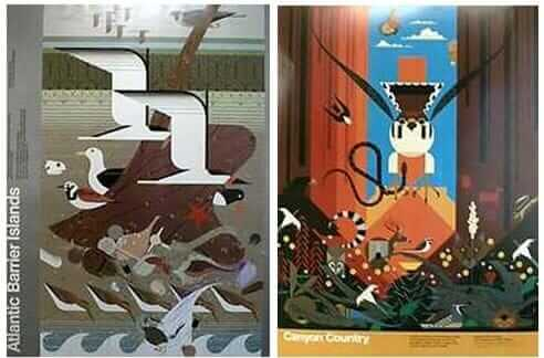 8 Charley Harper Posters Straight From U S Government