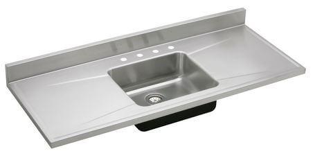 elkay drainboard sink