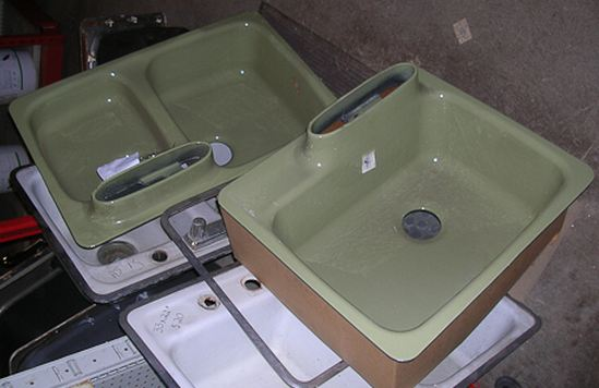 1968 kitchen sink fiesta from american standard