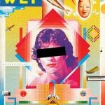 Wet: The Magazine of Gourmet Bathing no. 20, the 'Religion' issue September/November 1979 Edited by Leonard Koren. Design by April Greiman in collaboration with Jayme Odgers