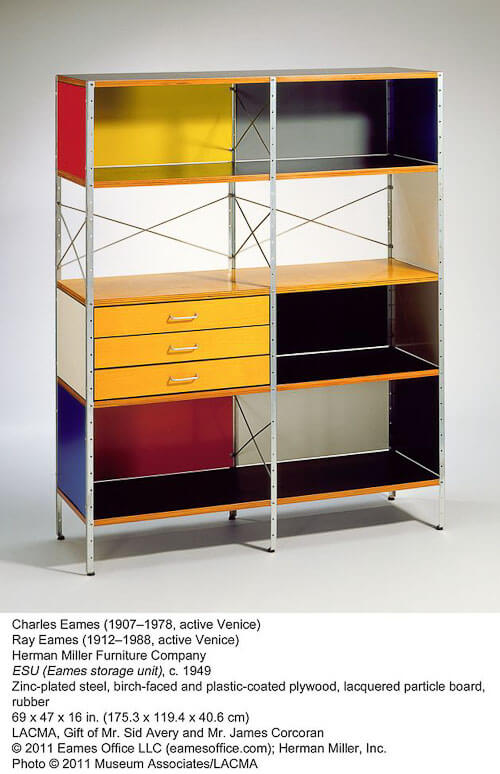 eames storage by herman miller