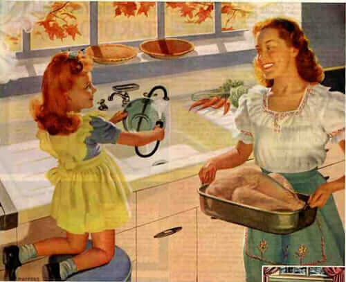 1946 american standard sink thanksgiving