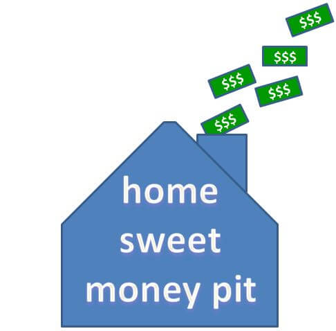 home sweet money pit