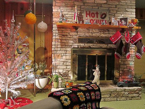 Betty Crafter retro christmas