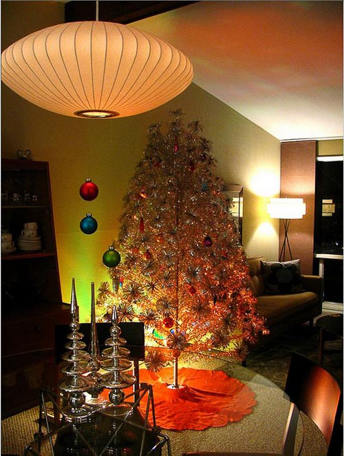 Imperal Arctic Star Christmas tree
