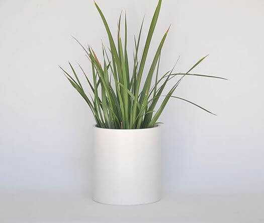 Cylinder planter by LaGardo Tackett for Architectural Pottery