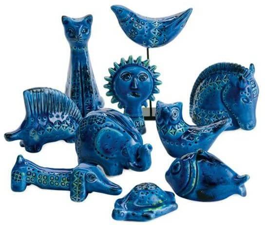 bitossi rimini blu miniatures