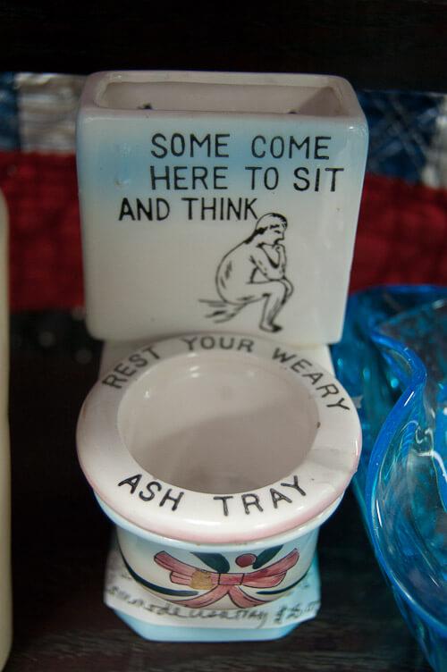 vintage toilet humor