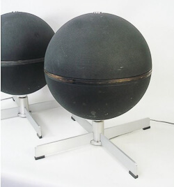 Nivico sound sphere speakers