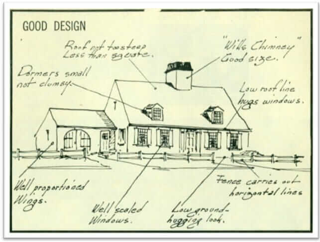 Royal barry wills biography and comprehensive online for Cape cod house characteristics