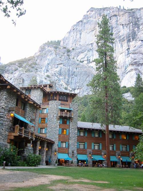 Ahwahnee Lodge Yosemite