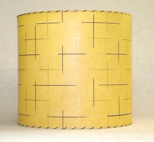 fiberglass lampshade from moonshine lamp & shade