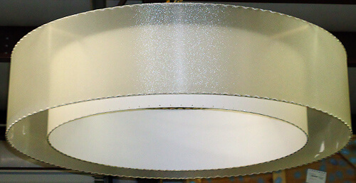 custom fiberglass lamp shade from moonshine lamp & shade