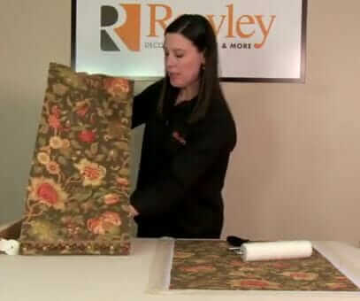 Make Your Own Fabric Covered Roller Shades Plus I Do