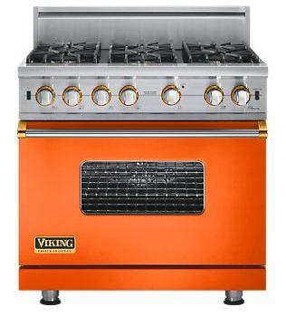 Retro kitchen colors like harvest gold, avocado, poppy and orange ...