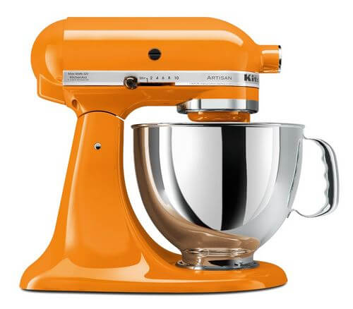 Kitchenaid Artisan Stand Mixer In 24 Retro Colors Retro