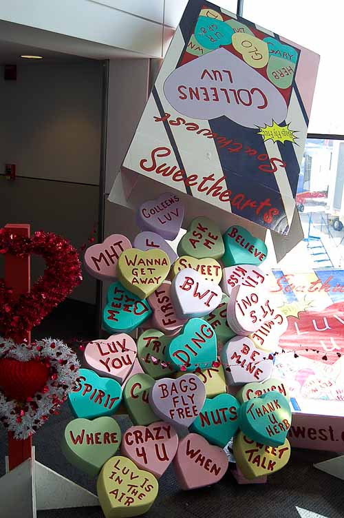 Diy Valentines Day Candy Sweethearts 174 Sculpture Retro