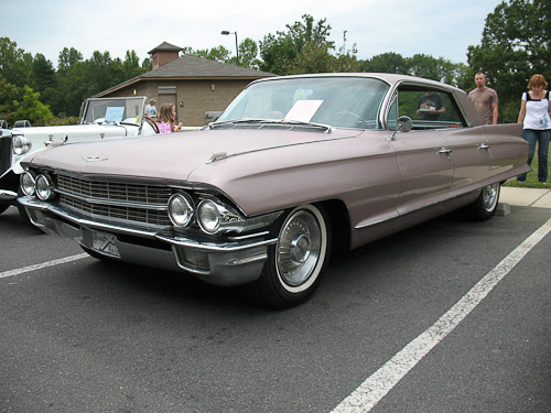 1962 cadillac in laurel