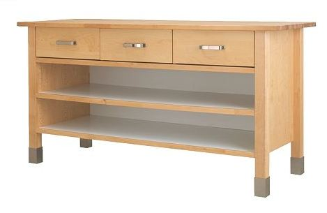I Am Going Nuts. Here Is What I Want For Storage In My Office Craft Room  Space: Base Cabinets With Open Shelving ...