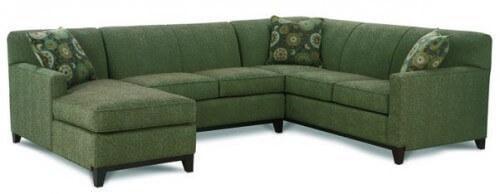 60s Style Sectional Sofa Mid Century Paul Mccobb Style