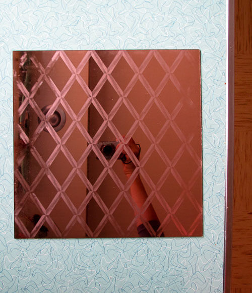 Mirror Tiles From The 1970s 12 Designs Retro Renovation