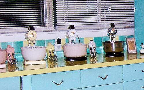 vintage mixmaster mixers