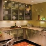 St. Charles kitchen cabinets promoted for the launch of the new Viking brand, December 2007