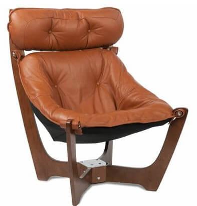 luna high back chair