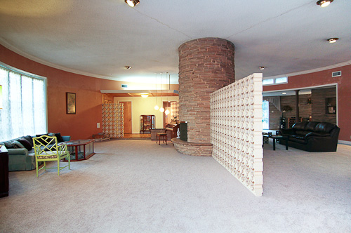 Mid Century Room Divider >> Swankienda, indeed: 1957 time capsule house in historic ...